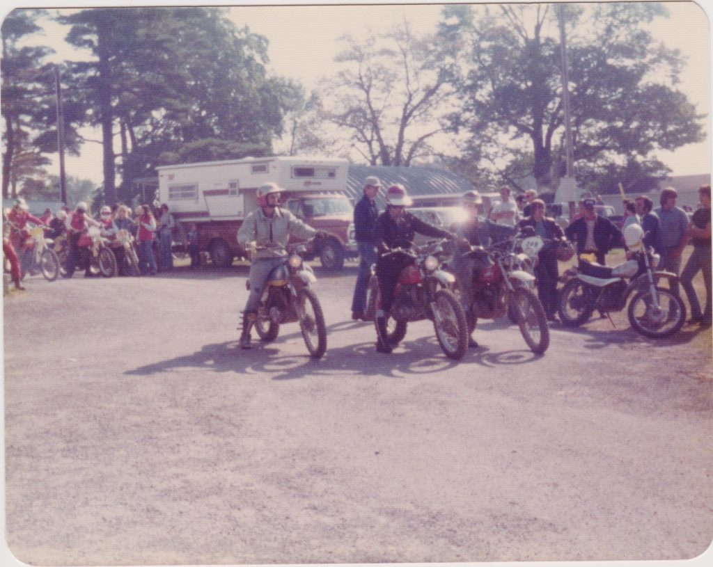 start 1976 walsh