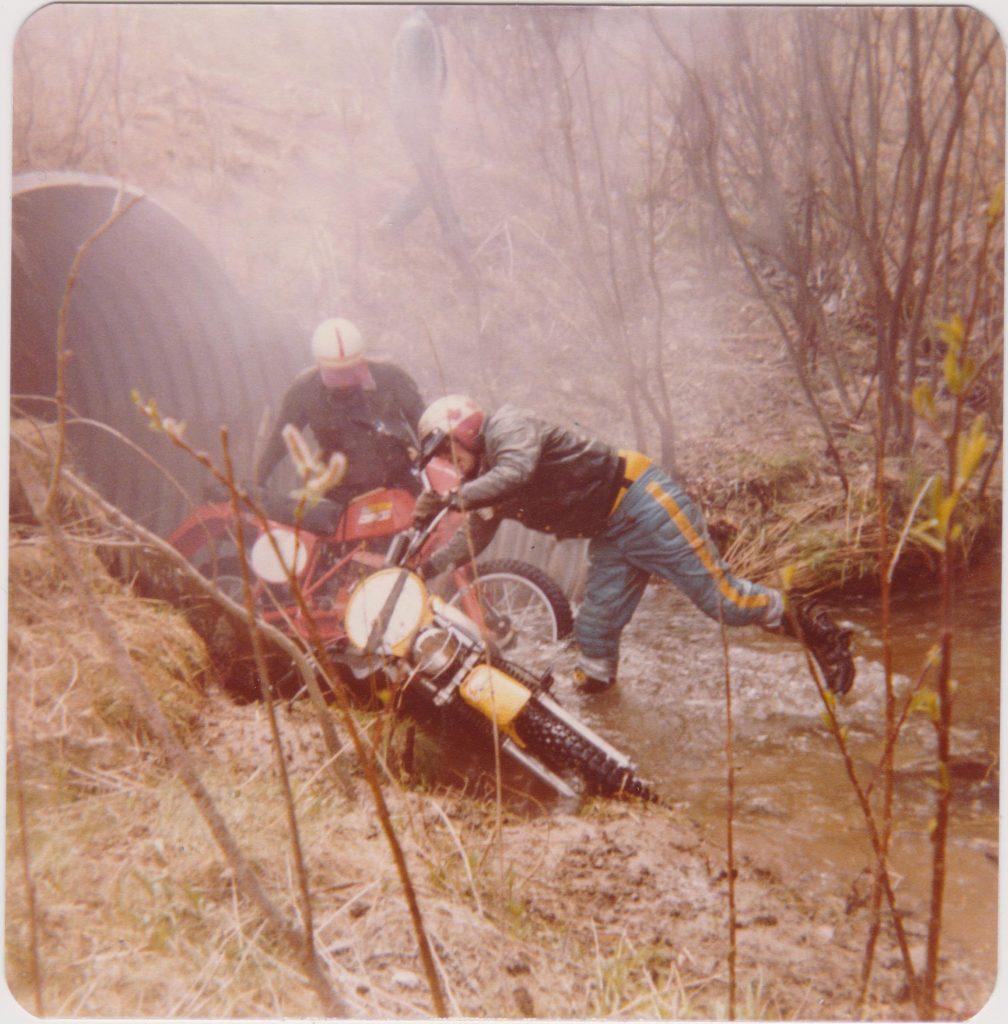 tunnel #16 1979